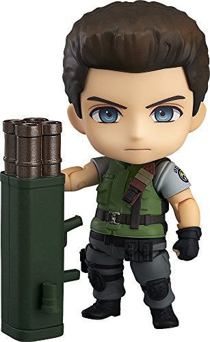 Image 1 for Biohazard - Chris Redfield - Nendoroid #681 (Good Smile Company)