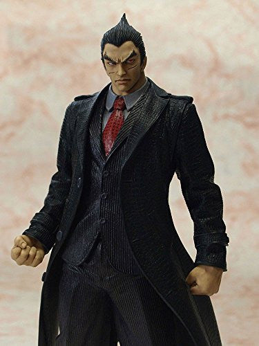 Image 3 for Tekken 7 - Kazuya Mishima - Martial Arts Collection vol.01 - 1/8 (Kaiyodo, Studio-ren)