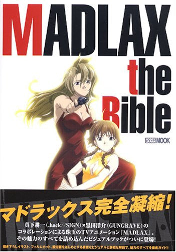 Image 1 for Madlax The Bible Visual Book