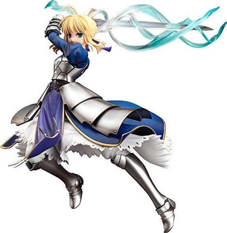 Image for Fate/Stay Night - Saber - 1/7 - Triumphant Excalibur (Good Smile Company)