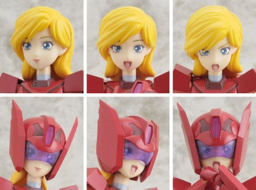 Image 3 for Transformers: Super God Masterforce - Minerva - Gutto-Kuru Figure Collection #49 - 49 (CM's Corporation)