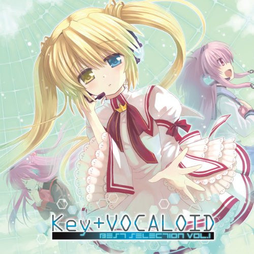 Image 1 for Key + VOCALOID Best selection vol.1