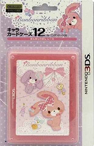 Image for 3DS Character Card Case 12 (Bonbonribbon Lace)