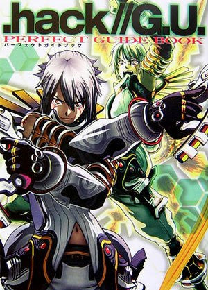 Image 1 for .Hack//G.U. Perfect Guide Book
