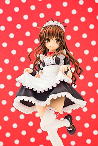 Image 5 for To LOVEru Darkness - Yuuki Mikan - 1/7 - Maid Style (Ques Q)