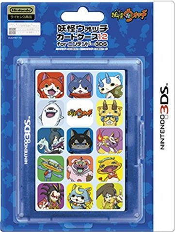 Image for 3DS Card Case 12 (Youkai Watch)