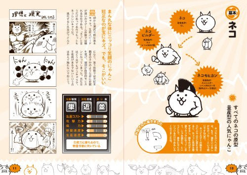 Image 5 for Nyanko Daisensou Nyanko Seitai Report Analytics Illustration Art Book