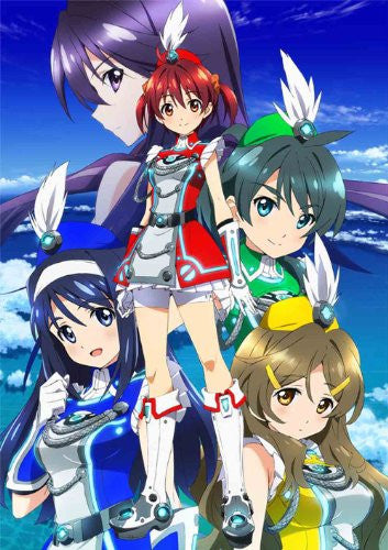 Image 1 for Vividred Operation Vol.6 [DVD+CD Limited Edition]