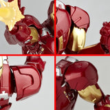 Thumbnail 8 for The Avengers - Iron Man Mark VII - Legacy of Revoltech LR-041 - Revoltech - Revoltech SFX #42 (Kaiyodo)