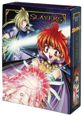 Image 1 for Slayers DVD Box [DVD+CD Limited Edition]