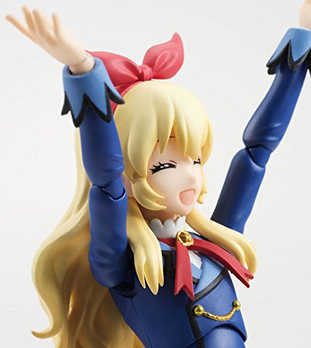 Image 8 for Aikatsu! - Hoshimiya Ichigo - S.H.Figuarts - Winter Uniform ver. (Bandai)
