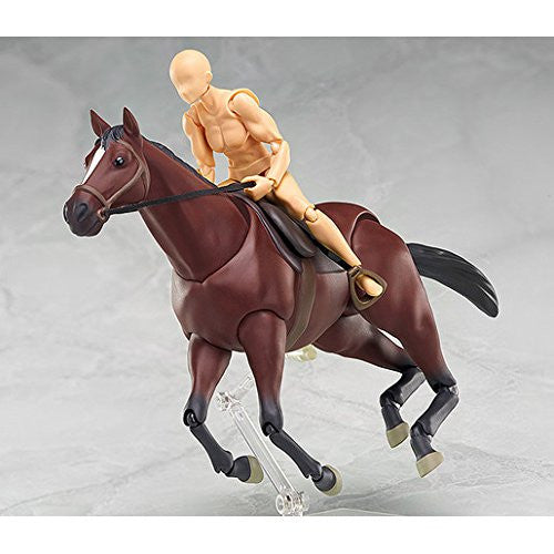 Image 4 for figma Horse (Chestnut)