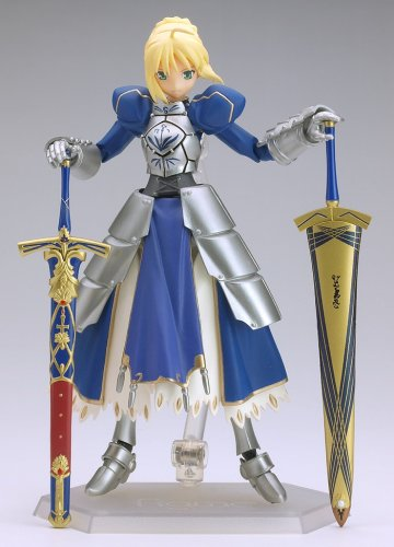 Image 6 for Fate/Stay Night - Saber - Figma #003 (Max Factory)