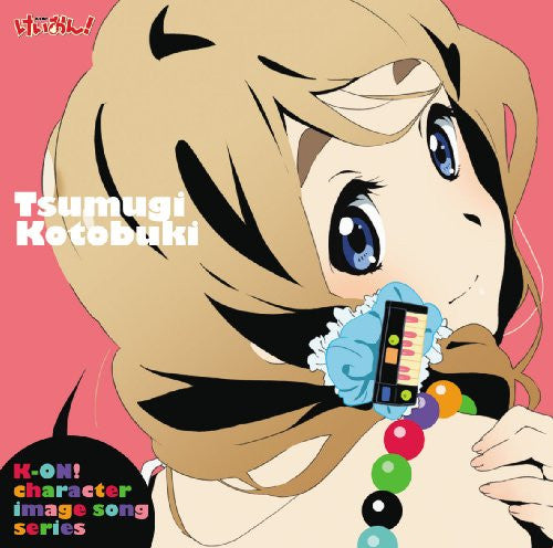 Image 1 for K-ON! character image song series Tsumugi Kotobuki