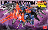 Thumbnail 3 for Danball Senki Wars - LBX Phantom - 047 (Bandai)