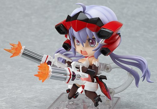 Image 4 for Senki Zesshou Symphogear - Yukine Chris - Nendoroid #366 (Good Smile Company)