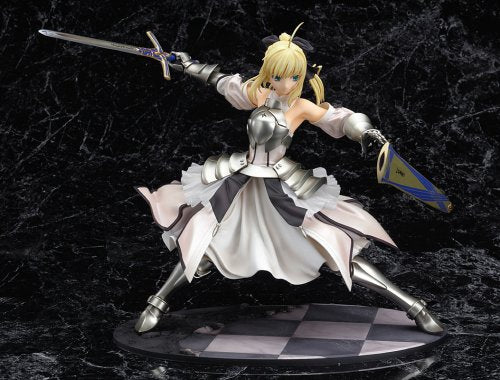 Image 2 for Fate/Unlimited Codes - Saber Lily - 1/7 - Distant Avalon (Good Smile Company)