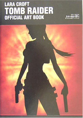 Image 1 for Lara Croft Tomb Raider Official Art Book