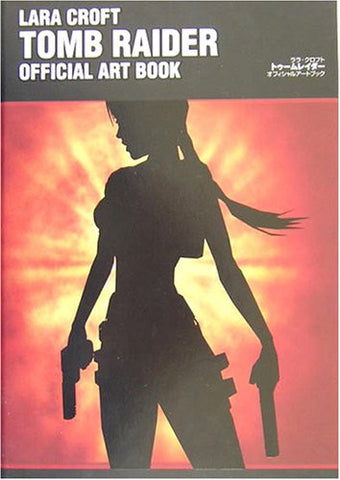 Image for Lara Croft Tomb Raider Official Art Book