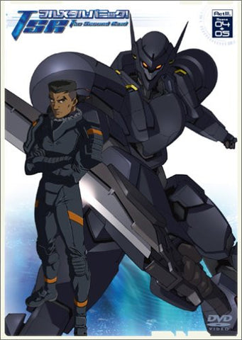 Image for Fullmetal Panic! The Second Raid Act III Scene 04 + 05 [DVD+UMD Limited Edition]