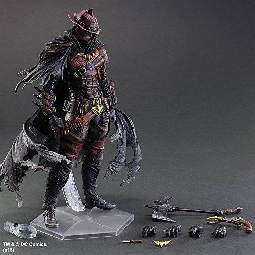 Image 2 for DC Universe - Batman - Play Arts Kai - Variant Play Arts Kai - Timeless - Wild West (Square Enix)