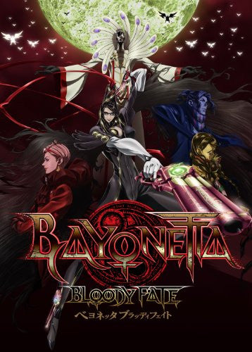 Image 2 for Bayonetta Bloody Fate Deluxe Edition [Blu-ray+CD Limited Edition]