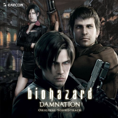 Image for biohazard DAMNATION ORIGINAL SOUNDTRACK