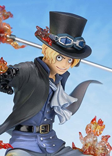 Image 4 for One Piece - Sabo - Figuarts ZERO - -5th Anniversary Edition- (Bandai)