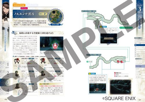 Image 7 for Bravely Default: Flying Fairy Official Complete Guide