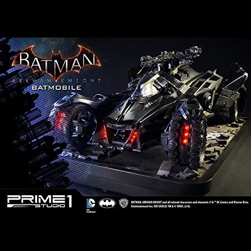 Image 1 for Batman: Arkham Knight - Museum Masterline Series MMDC-03 - Batmobile - 1/10 (Prime 1 Studio)