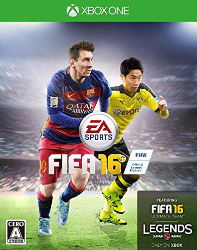 Image 1 for FIFA 16 [EA Best Hits]