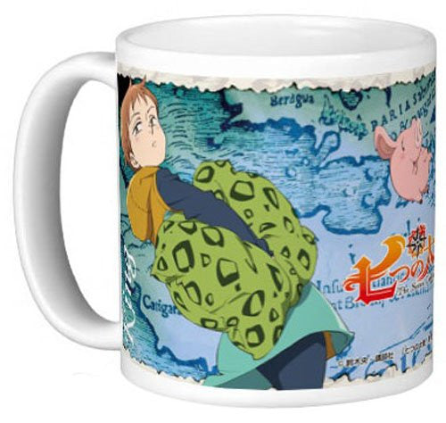 Image 1 for Nanatsu no Taizai - Diane - King - Mug (Chara-Ani)