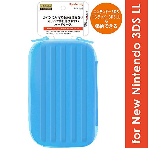 Image 1 for Trunk Case for New 3DS LL (Blue)