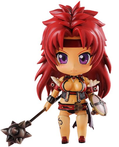 Image 1 for Queen's Blade - Risty - Nendoroid - 143a (FREEing Good Smile Company)