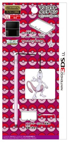Image for Mascot Touch Pen for 3DS LL (Mewtwo)