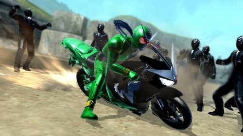 Image 2 for Kamen Rider Battride War