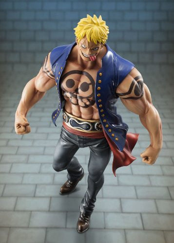 "Image 8 for One Piece - Bellamy the Hyena - Excellent Model - Portrait Of Pirates ""Sailing Again"" - 1/8 (MegaHouse)"