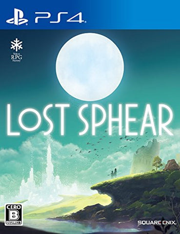 Image for Lost Sphear