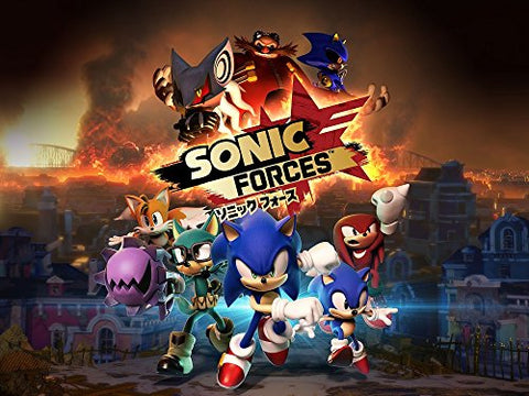Sonic Forces - Amazon Limited