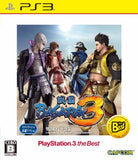 Thumbnail 1 for Sengoku Basara 3 (PlayStation3 the Best)