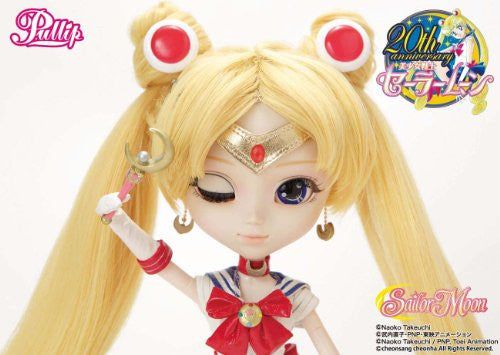 Image 3 for Bishoujo Senshi Sailor Moon - Luna - Sailor Moon - Pullip P-128 - Pullip (Line) - 1/6 (Groove)