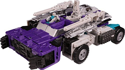 Image 5 for Transformers - Transformers: The Headmasters - Sixshot - Transformers Legends LG-50 (Takara Tomy)