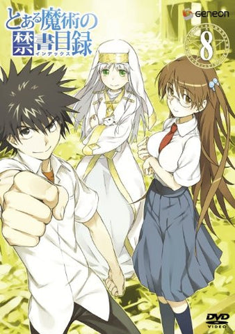 Image for To Aru Majutsu No Index Vol.8 [Limited Edition]