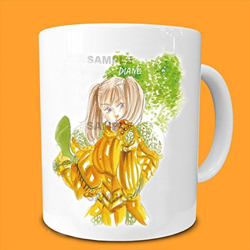 Image 1 for Nanatsu no Taizai - Diane - Mug (T Zone)