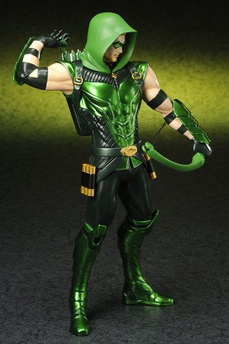 Image 5 for Justice League - Green Arrow - DC Comics New 52 ARTFX+ - 1/10 (Atelier Bamboo, Kotobukiya)
