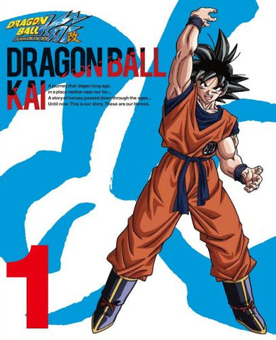 Image for Dragon Ball Kai Vol.1