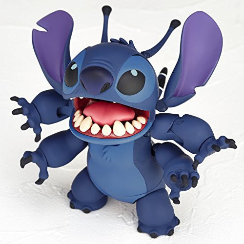 Image 6 for Lilo & Stitch - Stitch - Figure Complex Movie Revo No.003 - Revoltech (Kaiyodo)