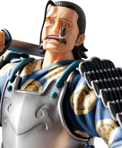Image 5 for One Piece - Sir Crocodile - Door Painting Collection Figure - 1/7 - Samurai ver. (Plex)