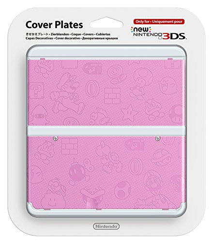 Image 1 for New Nintendo 3DS Cover Plates No.025 (Emboss)