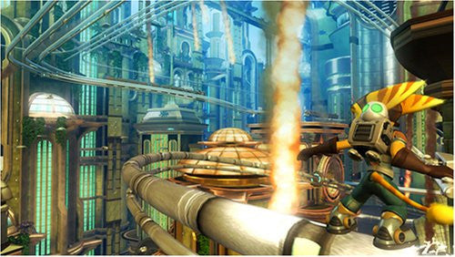 Image 6 for Ratchet & Clank Future: Tools of Destruction (PlayStation3 the Best)